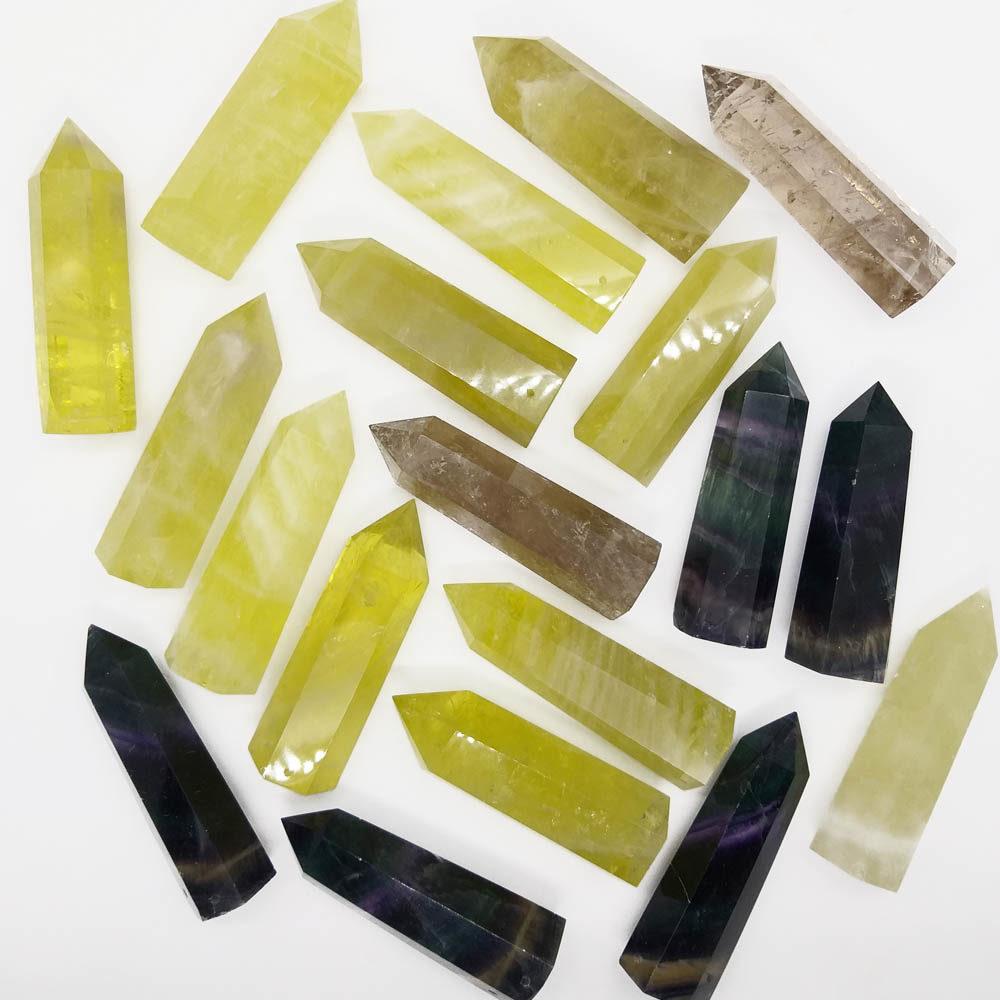 kryształy cytryn