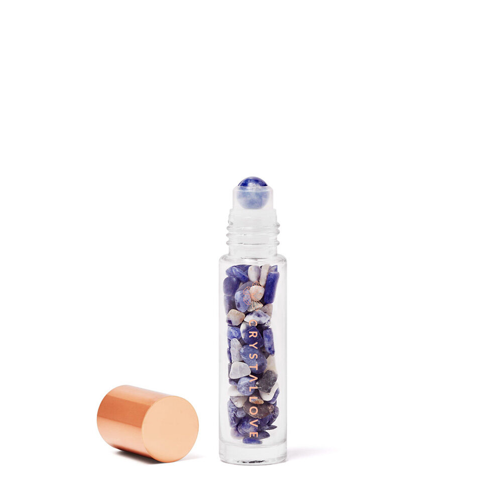 crystallove buteleczka na olejek z sodalitem